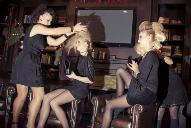 Concept medley bien plus qu 39 un salon de coiffure - Concept salon de coiffure ...