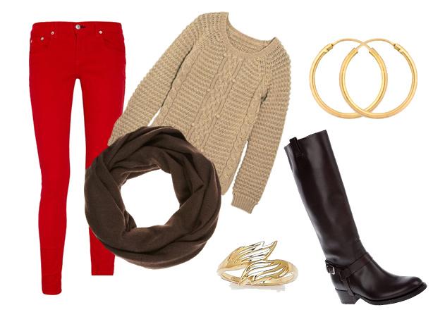 Tendance 11 Le Pantalon Rouge