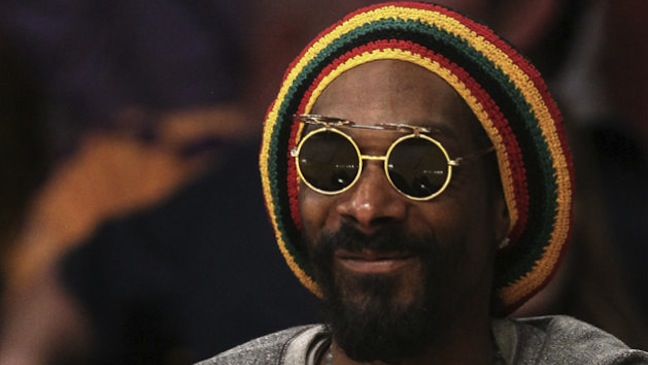 Snoop Dogg votera pour Obama parce que Michelle a un gros