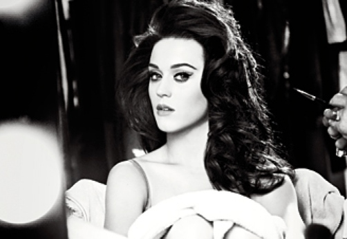 Katy Perry en icône glamour pour GHD