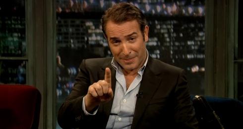 Jean dujardin va pr senter un talk show l 39 am ricaine sur for Dujardin imite le chameau