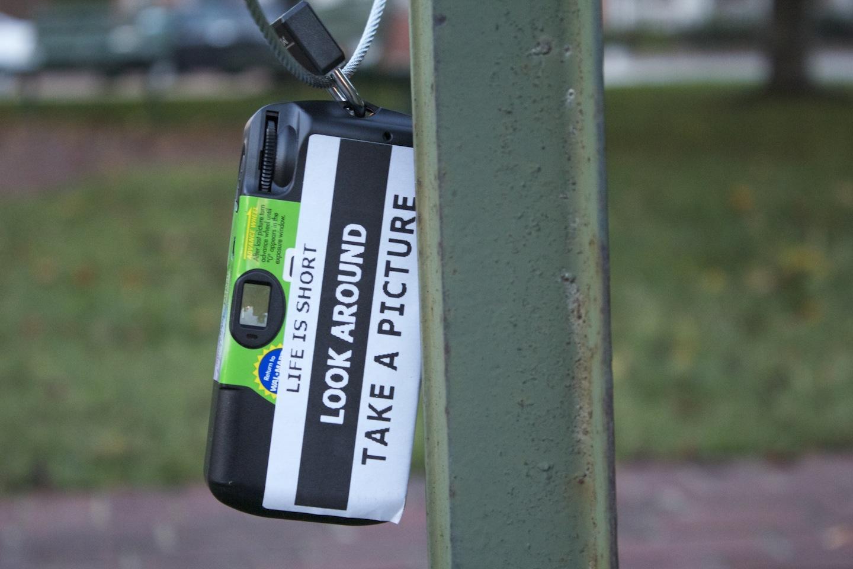 Камера на улице (28 фото) .