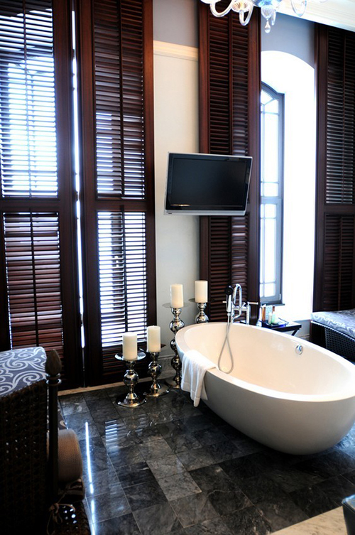 la plus belle salle de bain maison design. Black Bedroom Furniture Sets. Home Design Ideas