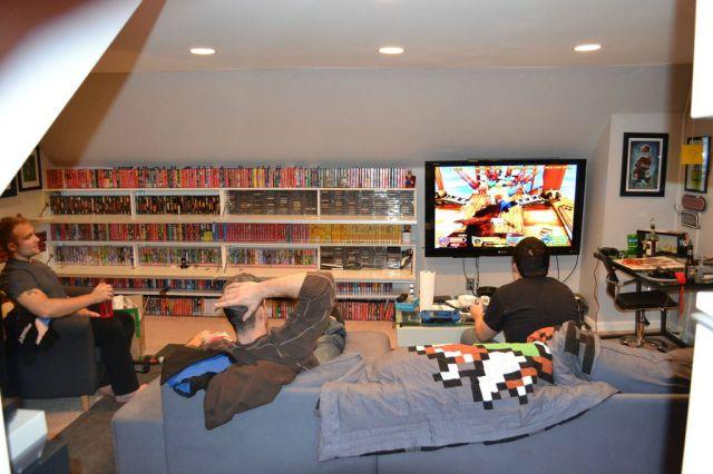 une chambre de r u00eave pour gamers