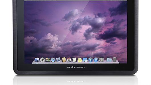 ModBook Pro : tout un Mac dans une tablette