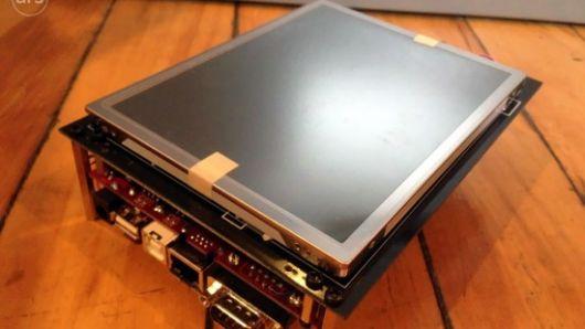 Voici à quoi ressemblait le premier prototype d'iPhone en 2005