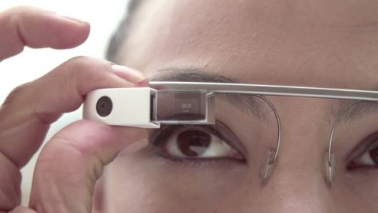 Comment fonctionnent les Google Glass ?