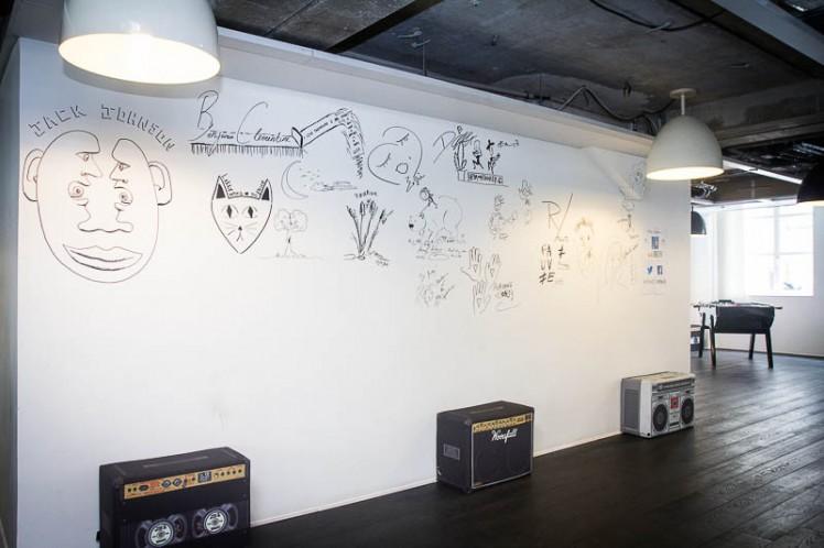 deezer mur pour les artistes
