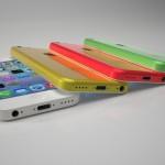 Rendering iPhone 5C