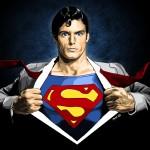 Superman-Logo-3D-Wallpaper