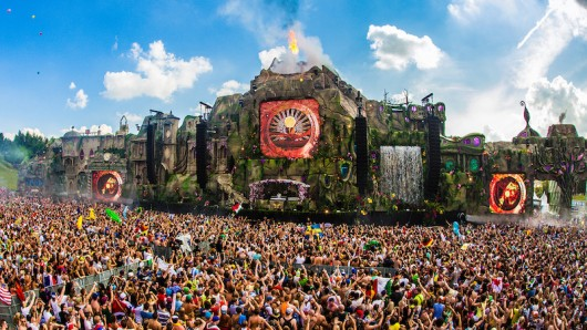 Tomorrowland annonce son édition 2014