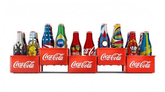 Coca-Cola dévoile une bouteille connectée pour la Coupe du Monde