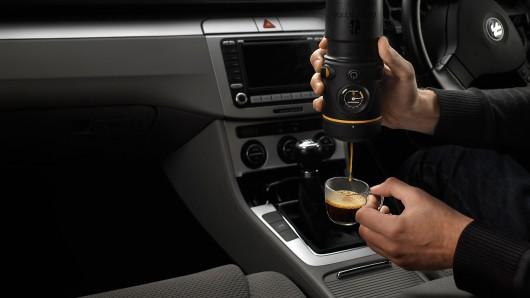 Handpresso, une machine à café à emmener partout